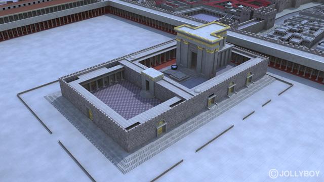 エルサレム神殿